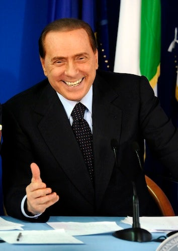 Illustration for article titled Berlusconi Decides Ancient Roman Statue Needs New Penis