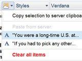 Illustration for article titled Server Clipboard in Google Docs Hints at Universal Google Copy/Paste