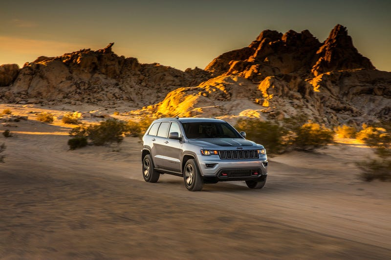 2017 Jeep Grand Cherokee Trailhawk This Is It