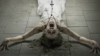Illustration for article titled First trailer for The Last Exorcism: Part II picks up right where we left off