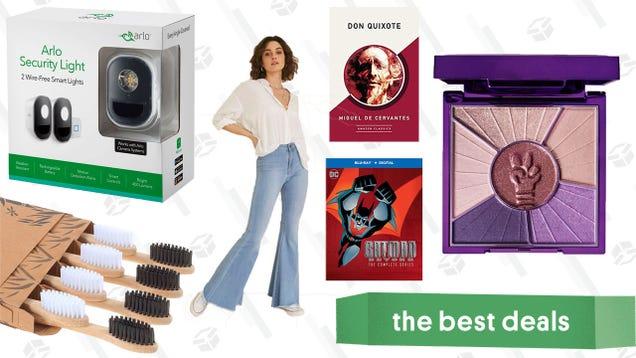 Saturday s Best Deals: Buy 2 Get 1 Makeup, Classic Literature, Batman Beyond, and More