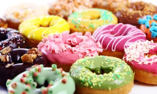 Illustration for article titled CFPB Donut Flavors