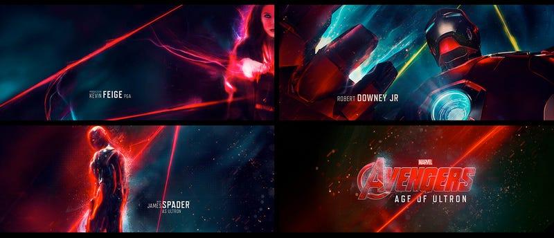 Illustration for article titled Así se crean las secuencias de los créditos finales en las películas de Marvel