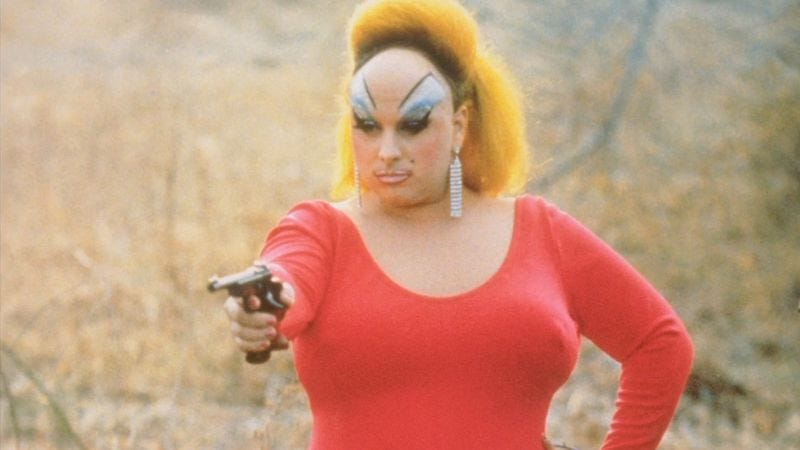 Illustration for article titled John Waters made a version of Pink Flamingos with an all-child cast