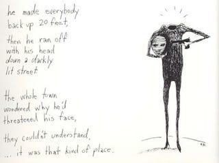 Illustration for article titled Tim Burton's Ode To Johnny Depp