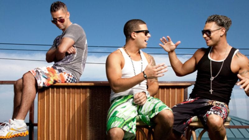 Illustration for article titled Jersey Shore: Season 3