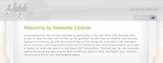 Illustration for article titled Three Categories of Xbox LIVE Rewards Pilot