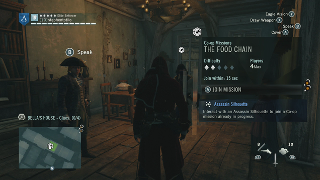 Matchmaking assassin s creed unity This shot from Assassin s Creed