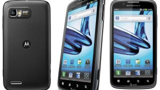 Illustration for article titled AT&T's New Android Phones: From Awesome (Motorola Atrix 2) to Weird (Samsung DoubleTime)