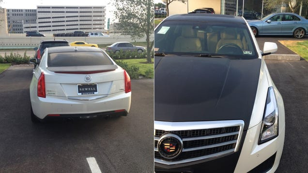 Sewell Cadillac Dallas >> Dealer Wants $60K For Ruined Cadillac ATS