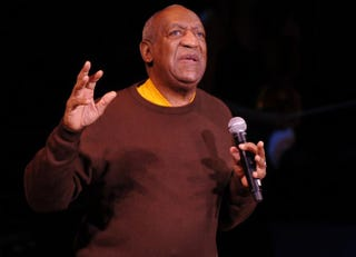 Bill Cosby in 2010TIMOTHY A. CLARY/AFP/Getty Images