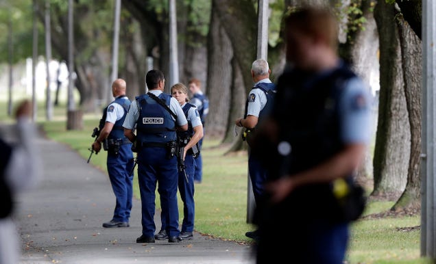 49 Dead and Dozens Wounded in New Zealand Terror Attacks That Were Livestreamed on Facebook