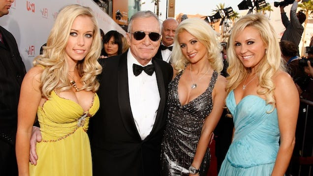 Holly Madison Friends With Bridget Marquardt But Not