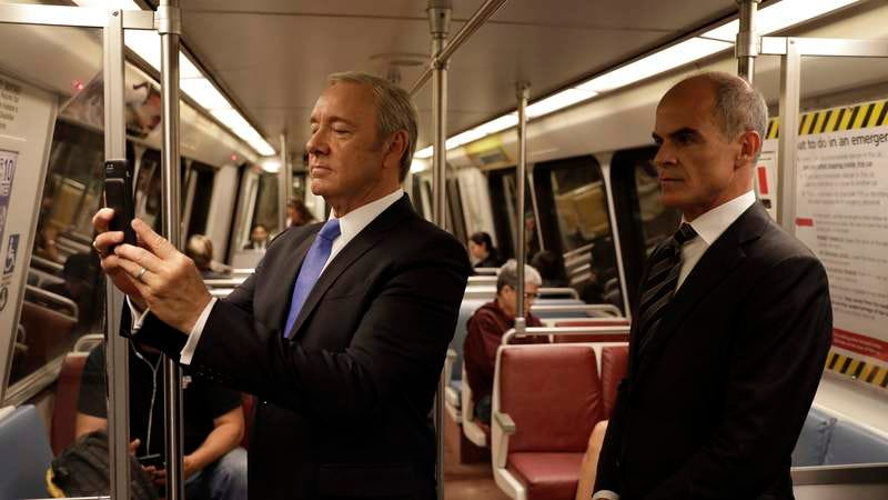 House Of Cards, which Netflix is 97 percent sure you'll dig. (Photo: Pete Souza/Netflix)