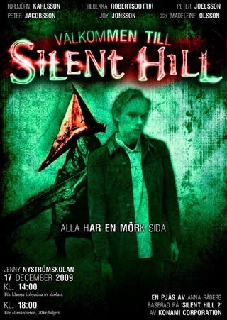 Illustration for article titled Silent Hill, The Stage Play