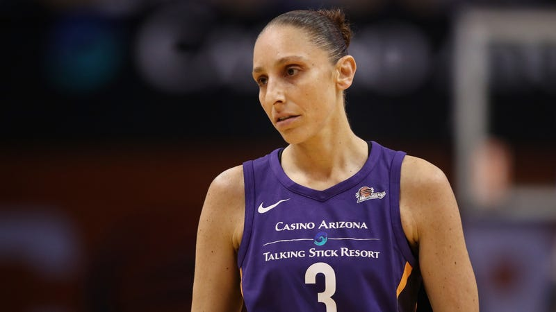 Illustration for article titled Diana Taurasi Just Doesn't Lose When It Matters