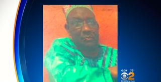 Mamadou Diallo CBS New York Video Screenshot