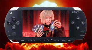"Illustration for article titled Final Fantasy Agito XIII, Parasite Eve ""Sequel"" Are PSP Bound"