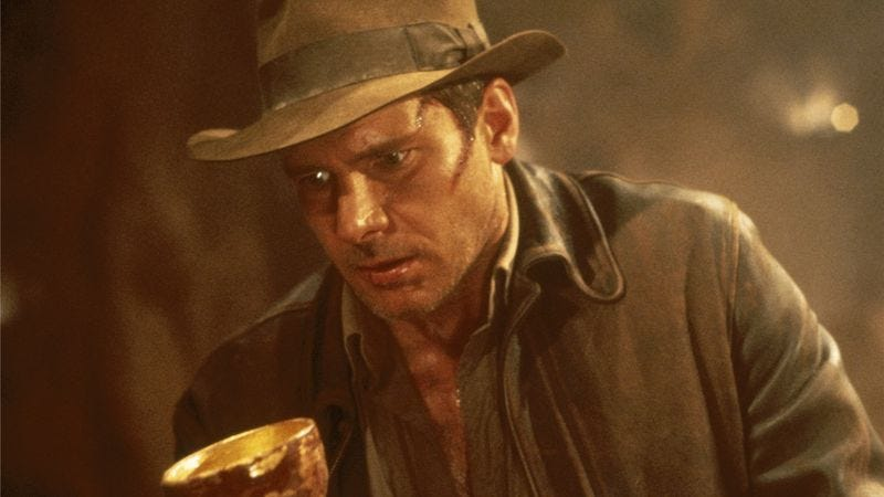 Illustration for article titled Read This: Real archaeologists think Indiana Jones is just a low-down, dirty tomb raider