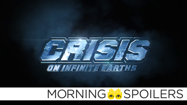 The CW Is Already Teasing Its Plans for Crisis on Infinite Earths
