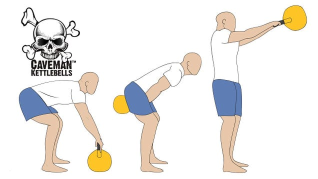 Kettlebell Swings Boost Your Leg Strength and Power
