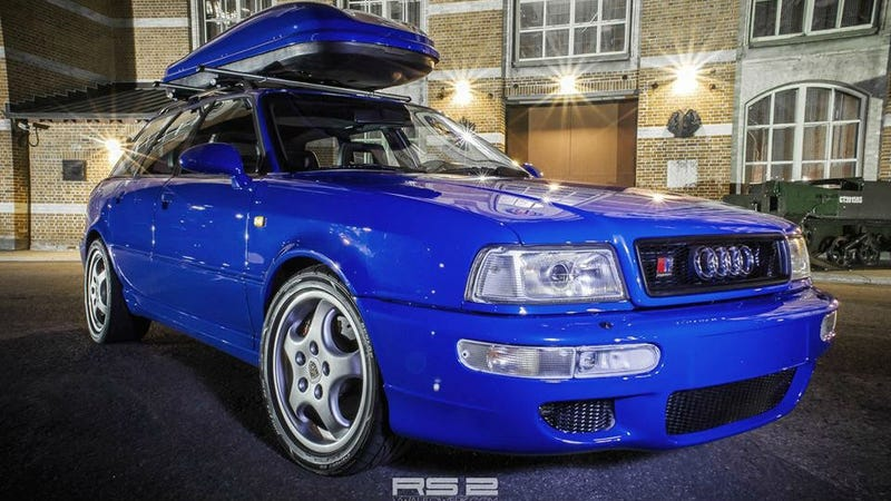 Illustration for article titled For Sale: 1995 Audi RS2 Avant