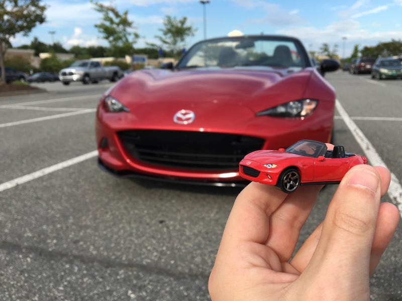 Illustration for article titled Sooo...bought another Miata!