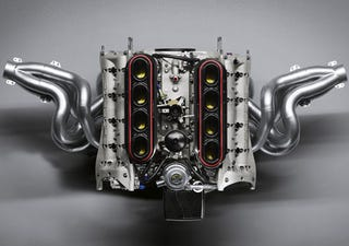 Illustration for article titled New Porsche RS Spyder Race Engine Gets Direct Injection