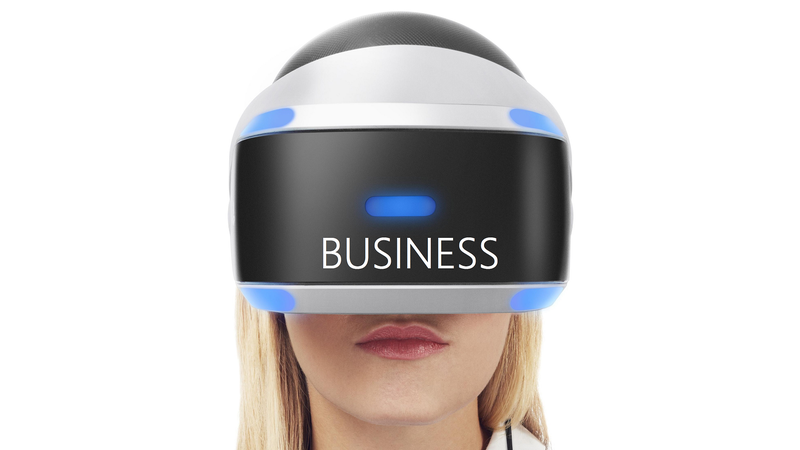 Illustration for article titled This Week In The Business: Custom-Fit VR Forecasts