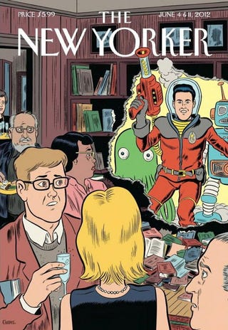 Illustration for article titled What the New Yorker and Tin House science fiction issues tell us about the state of SF