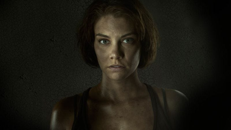 Illustration for article titled The Walking Dead's Lauren Cohan to star in spooky doll movie