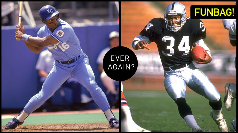 Illustration for article titled Why There Will Never Be Another Bo Jackson