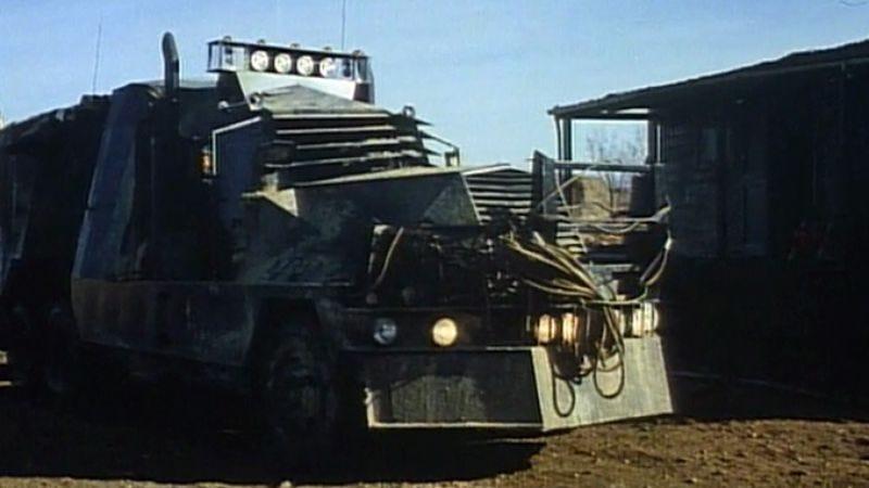 Illustration for article titled BattleTruck (1982)