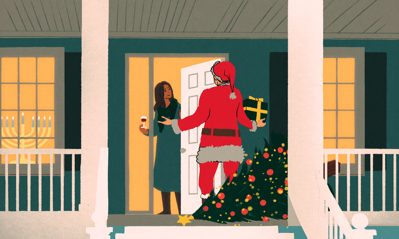 Illustration for article titled How to Include Your Non-Christian Friends In the Holidays Without Being an Ignorant Jerk