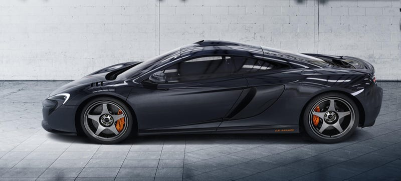 Illustration for article titled The McLaren 650S Le Mans Is A Celebration Of Racing Glory