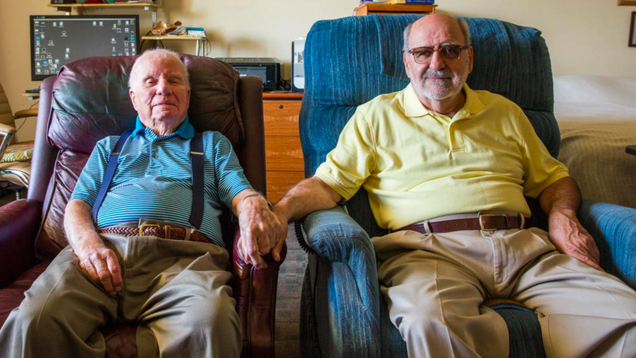 fsey4mqz1krsigmwkxty - Let the Love Story Of These Two Vets Melt Your Damn Heart