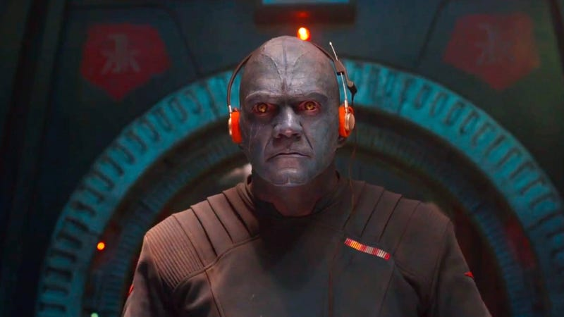 This guy would probably love a new Guardians of the Galaxy mix tape. Here's one.