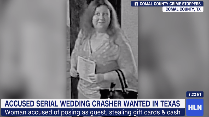The Hot New Scammer Is This Serial Wedding Crasher