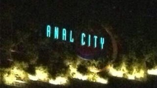 """Illustration for article titled Japan's """"Anal City"""" Must Be Fixed"""