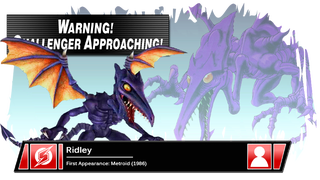 Illustration for article titled Why Super Smash Bros Players Are So Obsessed With Ridley