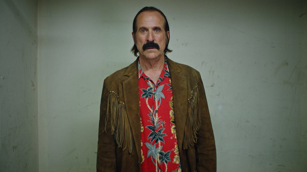 Peter Stormare on throwing squirrels and why Michael Bay is like the