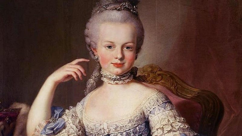 """Illustration for article titled The science that discredited the """"sons"""" of Marie Antoinette"""