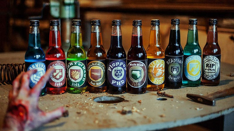 Illustration for article titled Thirsty Call of Duty Fans Have Made Their Own Range Of Perk-a-Cola