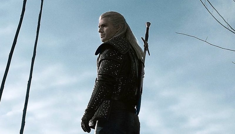 Illustration for article titled ¿Legolas, eres tú? Primeras imágenes de la serie The Witcher de Netflix