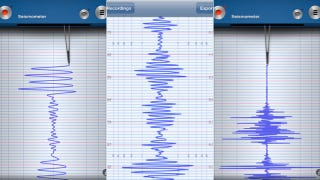 Illustration for article titled Seismometer for iPhone Can Even Notice Your Heartbeats