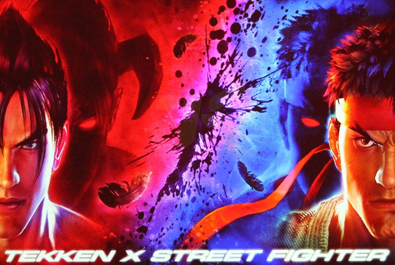 Illustration for article titled An Early First Look At Tekken X Street Fighter