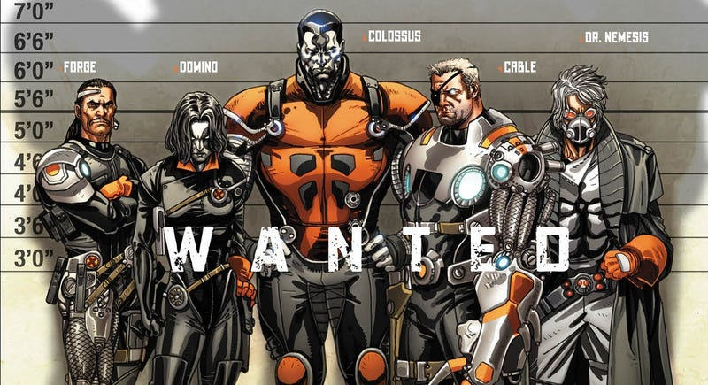 Illustration for article titled An X-Force movie is in the works—and maybe a Magneto film, too