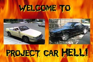 Illustration for article titled PCH, Fly Me To Italy Edition: Cadillac Allante or Chrysler TC By Maserati?