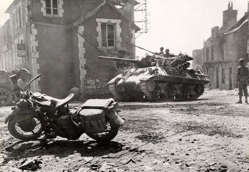 Foto: Rodger Hamilton: The War Photos / PhotosNormandie (Flickr), bajo licencia CC.