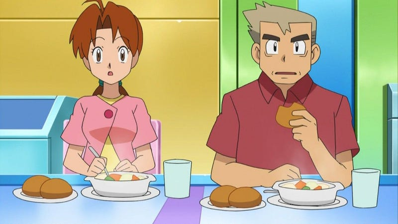 So, About Professor Oak And Ashs Mom In Pokmon-3902